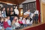 Adventsfeier mit Jugendtheater